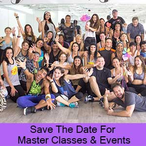 Master Classes & Events at Loibels Fitness Dance Center