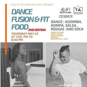 Dance Fusion & Fit Food