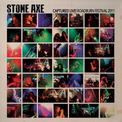 Stone Axe 'Captured Live! Roadburn Festival 2011'
