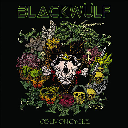 Blackwulf 'Oblivion Cycle'