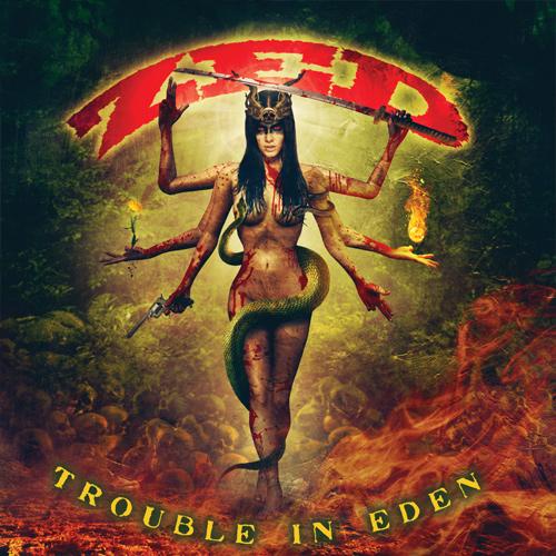 ZED 'Trouble In Eden'