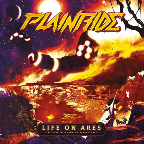 Plainride 'Life on Ares'