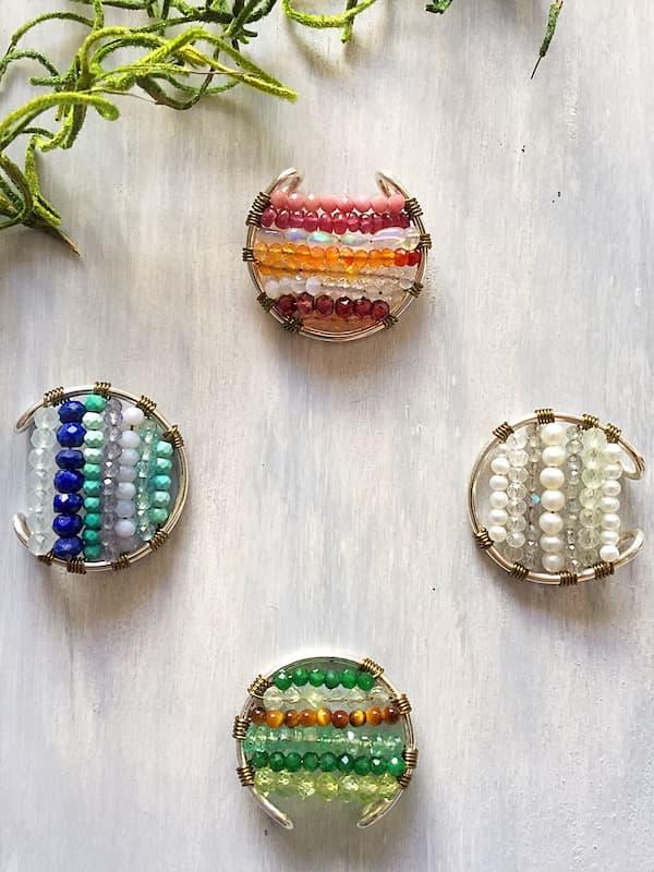 4 Elementos, Brioletta Joyería Artesanal con gemas
