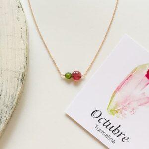 Turmalina, Brioletta joyería artesanal con gemas