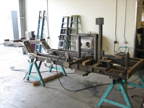 Custom Frame Fabrications