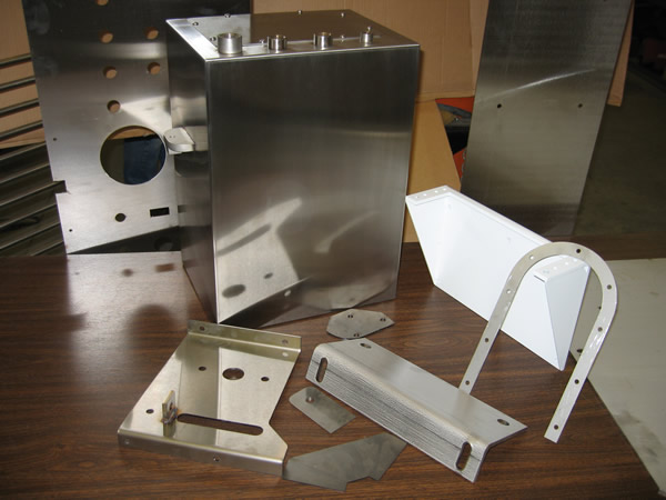 Custom Fabrication & Precision Sheetmetal