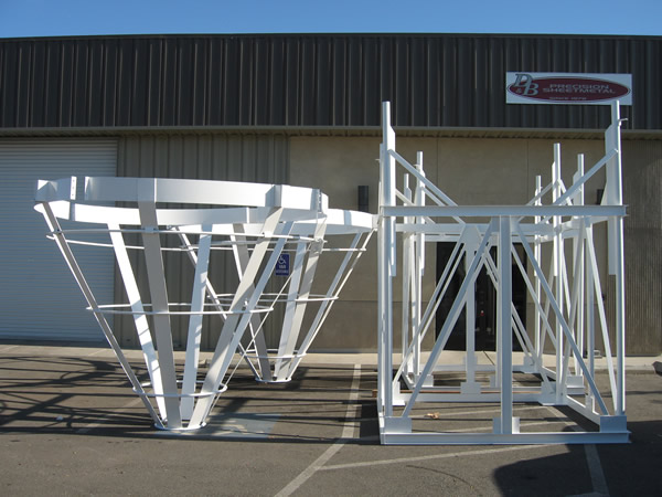 Manufacturing Light Structural Steel