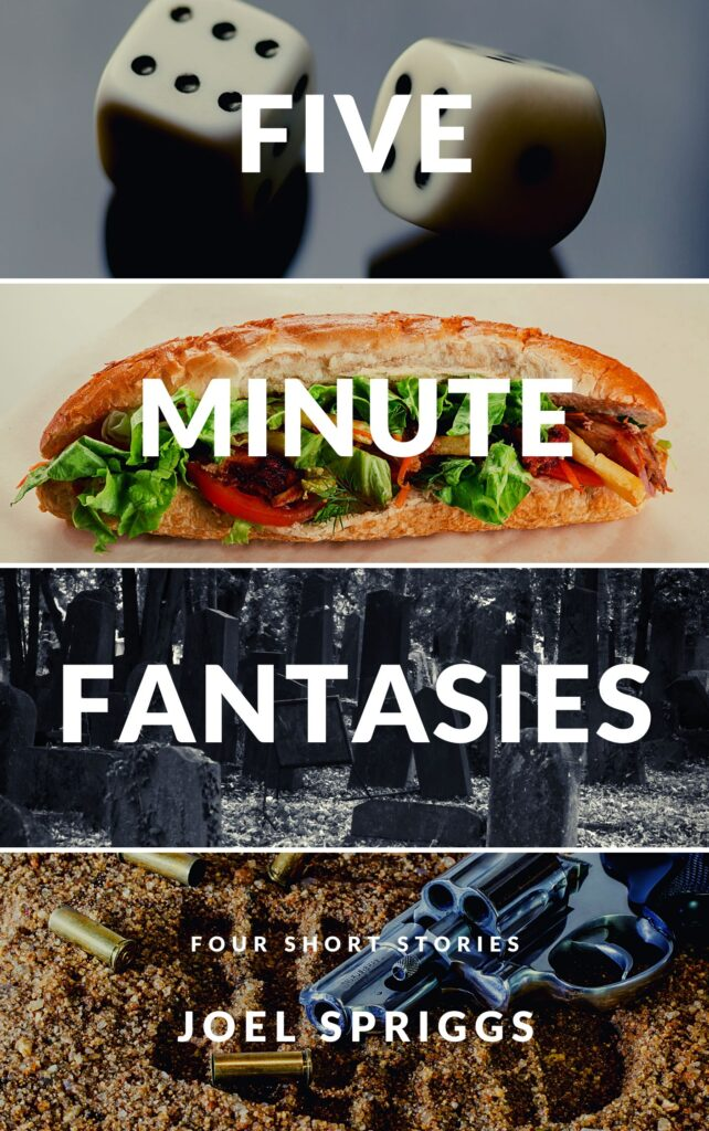 Cover for Five Minute Fantasies