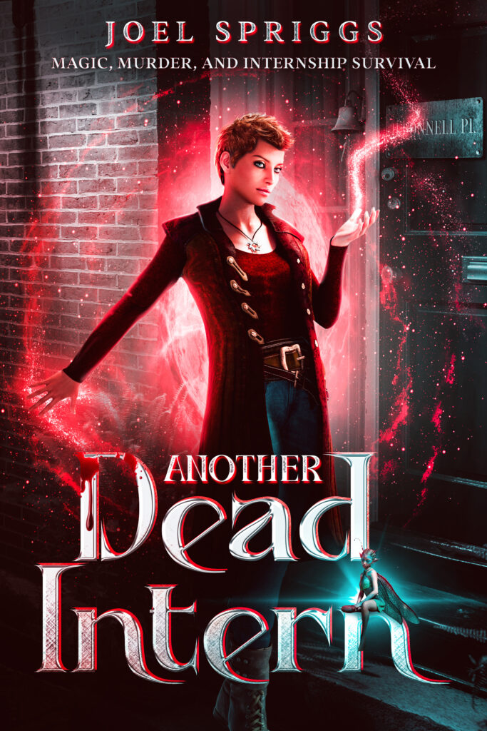 Another Dead Intern Ebook Cover