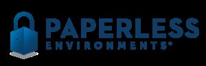 Paperless Environments Logo