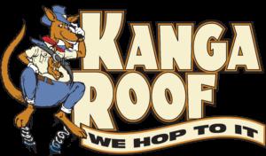KangaRoofLogo - Black - Transparent