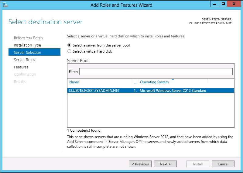 Microsoft Windows Server 2012 - Multipath IO Configuration - 06
