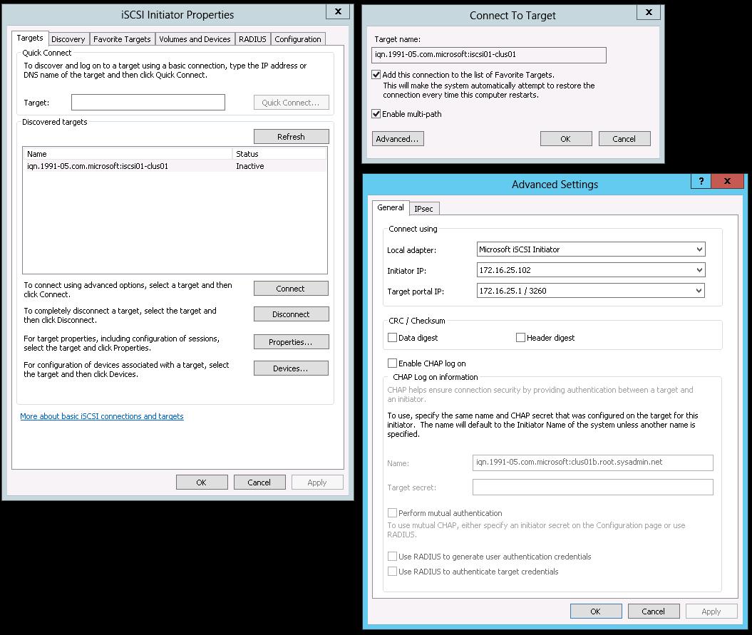 Microsoft Windows Server 2012 - Multipath IO Configuration - 16