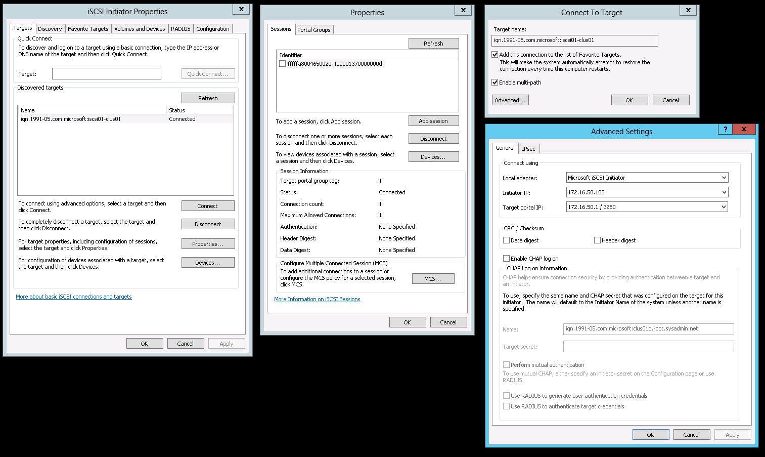 Microsoft Windows Server 2012 - Multipath IO Configuration - 17