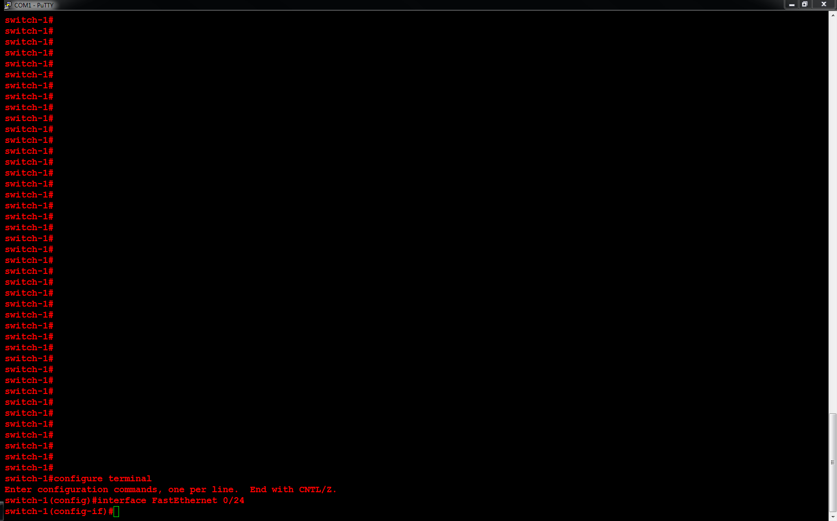 Cisco - Configure Cisco 3560 Switch Trunk Port - 00