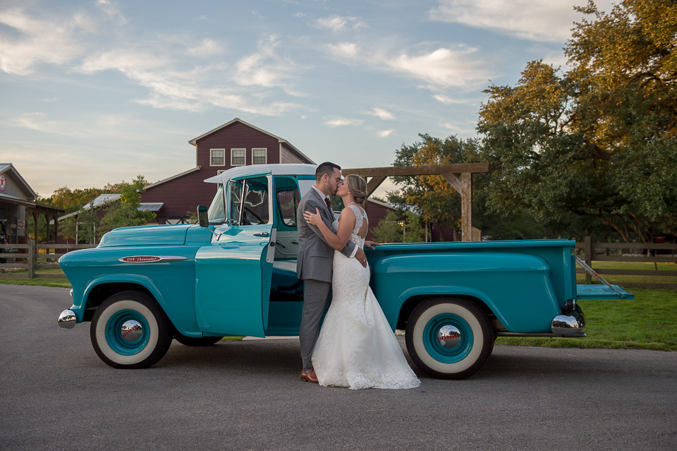 Bethany & Will's Hill Country Wedding
