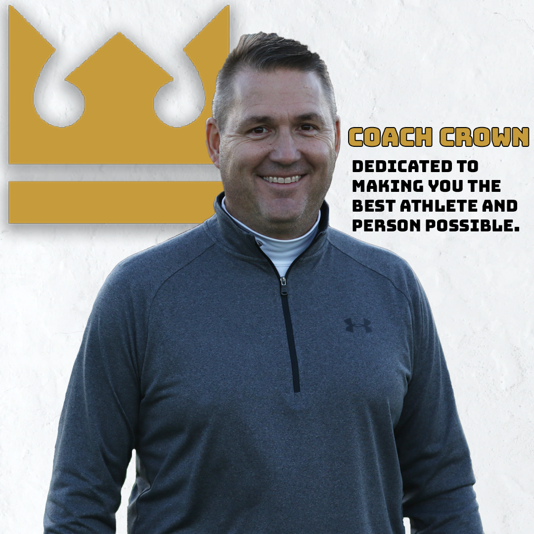 Todd Crown - Coach Crown Speed & Agility Training