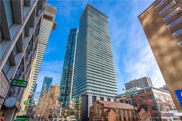 Condo building in Downtown Toronto