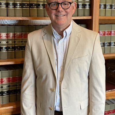Paul Burkett, Of Counsel