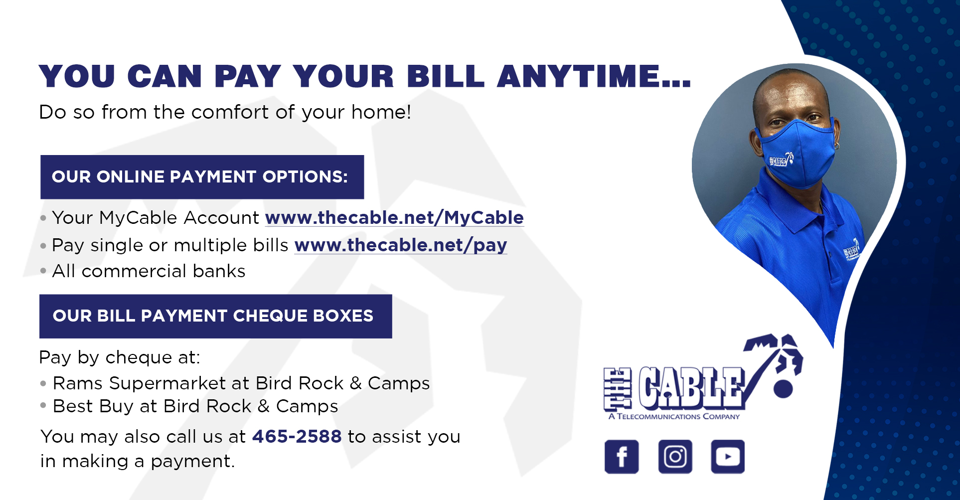 Pay Bill Anytime