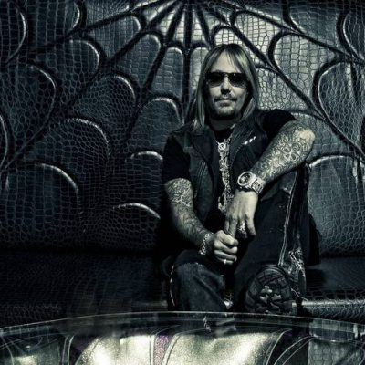 VinceNeil Shot by PaulBrown