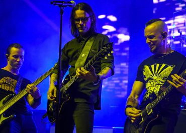 Alter Bridge and Skillet at the Worcester Palladium - Worcester, MA