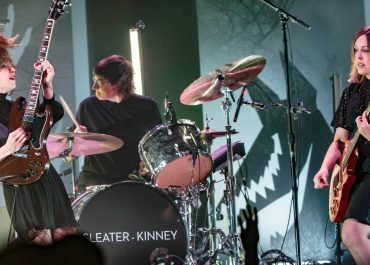 Sleater Kinney at the House of Blues - Boston, MA