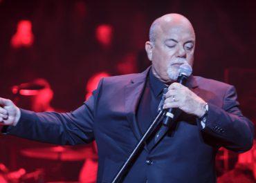 Billy Joel at Madison Square Garden - New York, NY