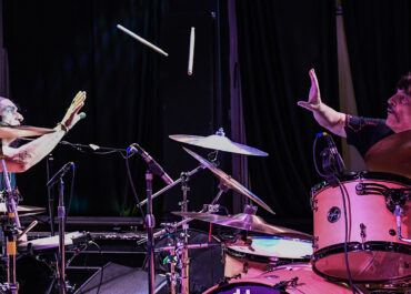 The Appice Brothers at the Greasy Luck - New Bedford, MA