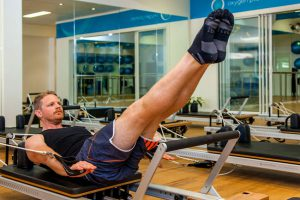 What's the deal with Men doing Pilates?