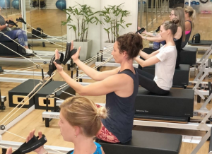 Transform your shape with Reformer Pilates