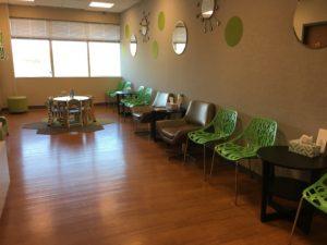 Sitting Area Alzein Pediatrics Clinic