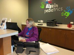 Alzein Pediatrics Physician