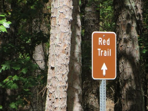 Red Trail Milton GA Providence Park