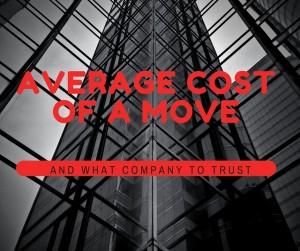 Average Cost of a Move