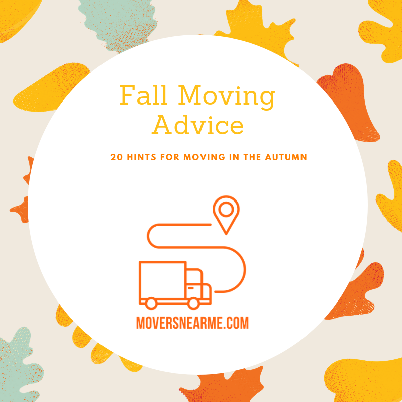 fall moving help