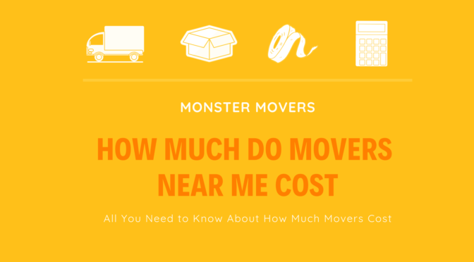 How Much Do Movers Cost