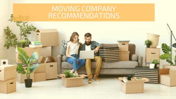 moving company recommendations