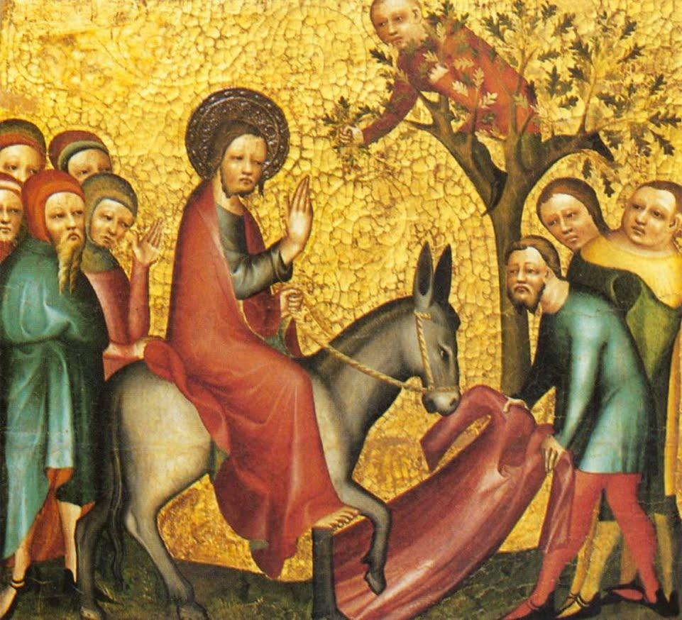 Jesus-enters-jerusalem
