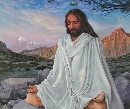 jesus_meditating_detail