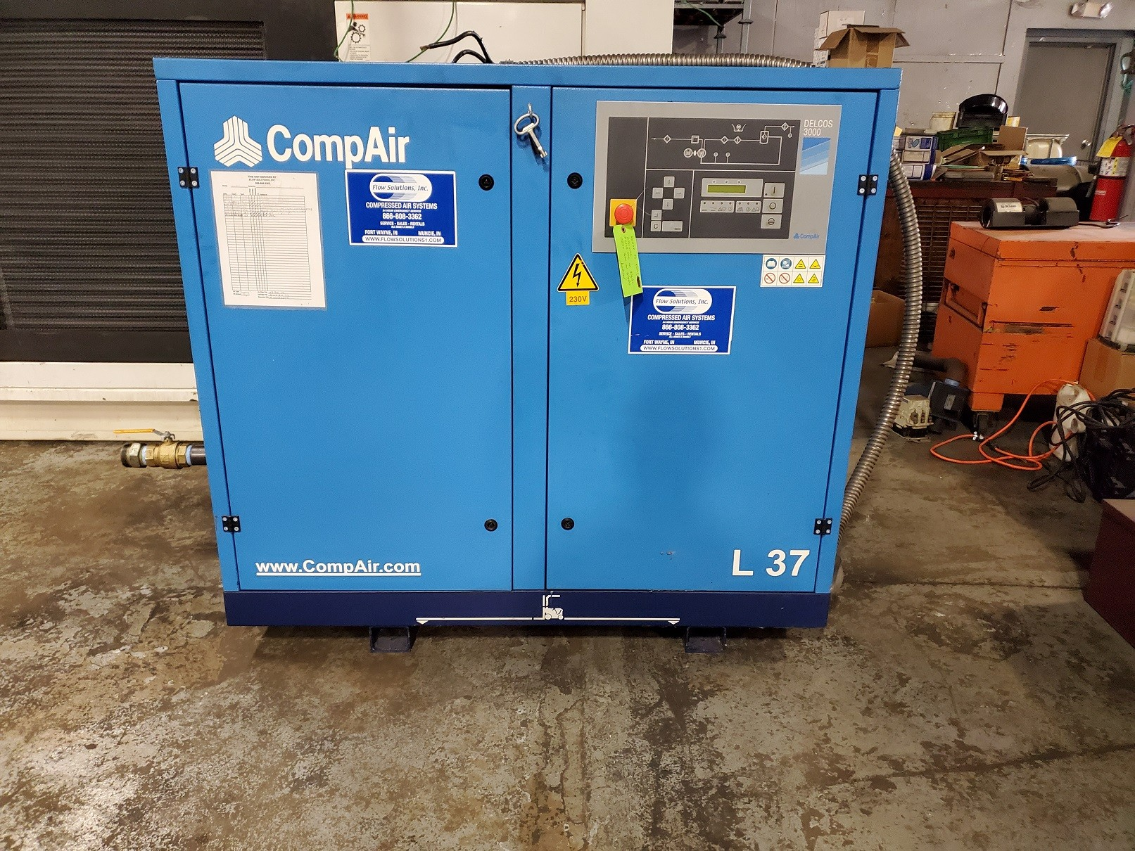 Compair Used Equipment Photo Flow Solutions