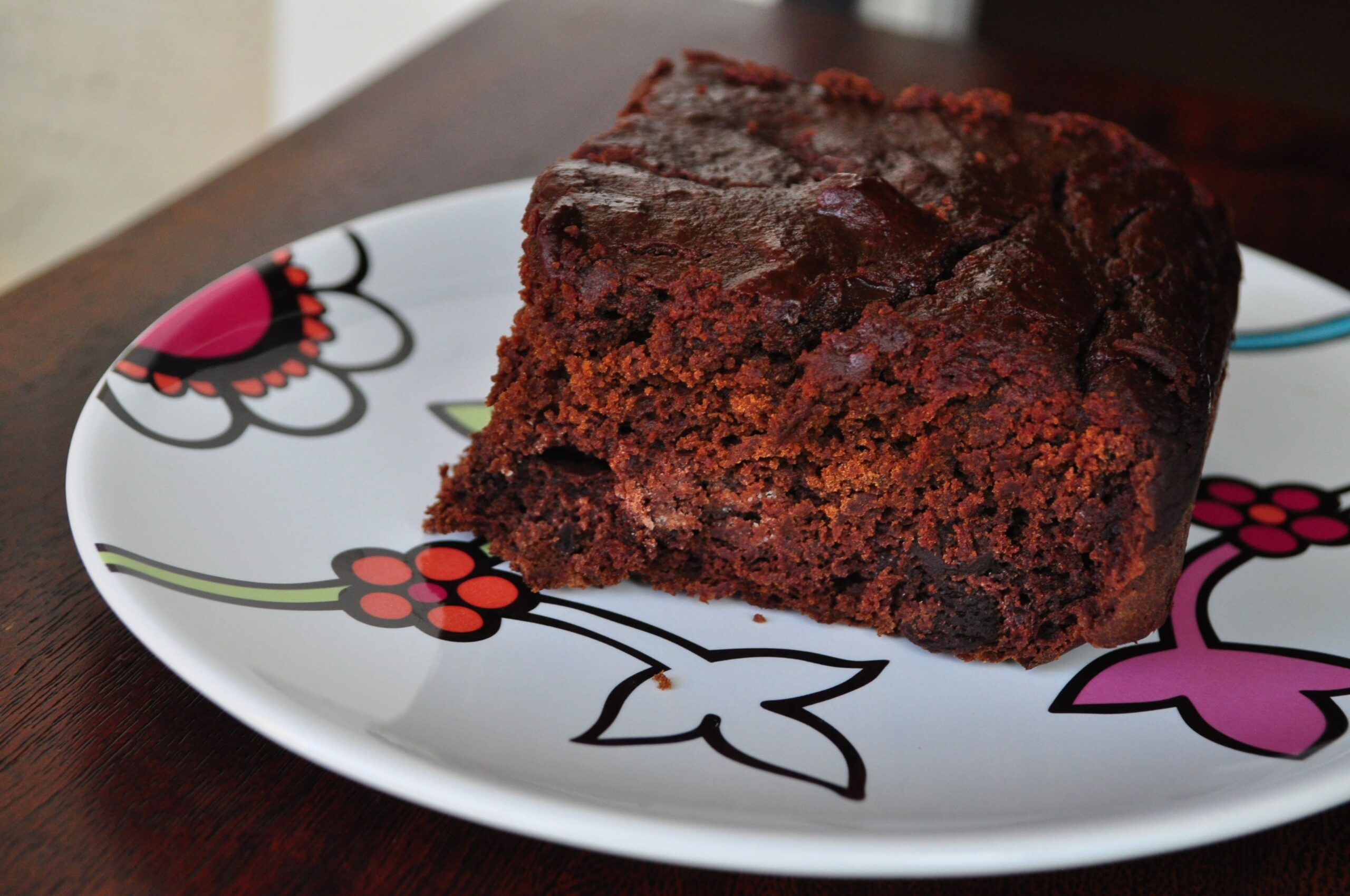 Gluten-Free Chocolate Chip Beet Cake