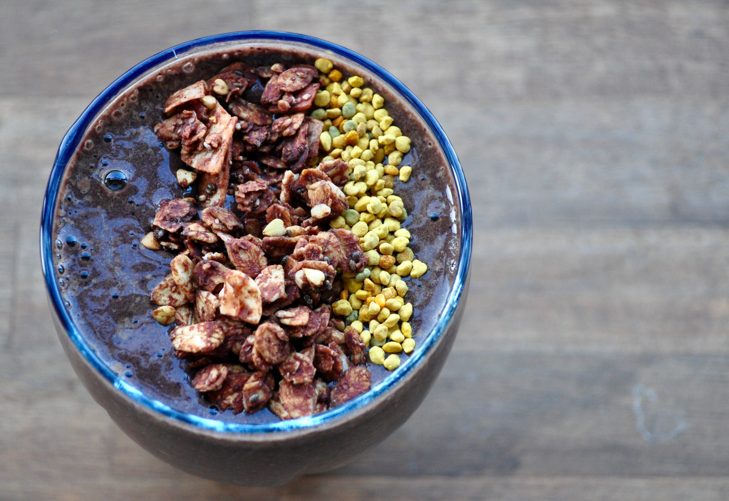 Cold Brew Double Chocolate Smoothie