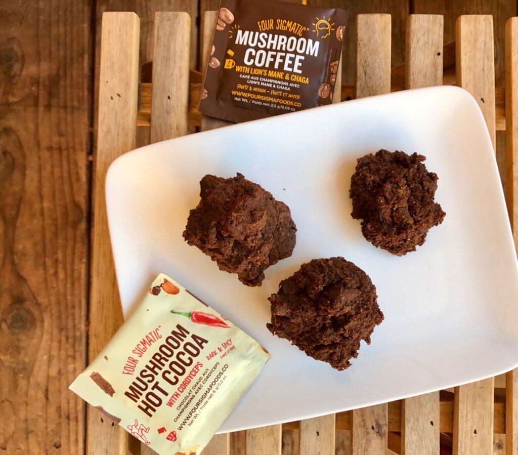 Hot Chocolate Protein Cookies- whatrunslori.com