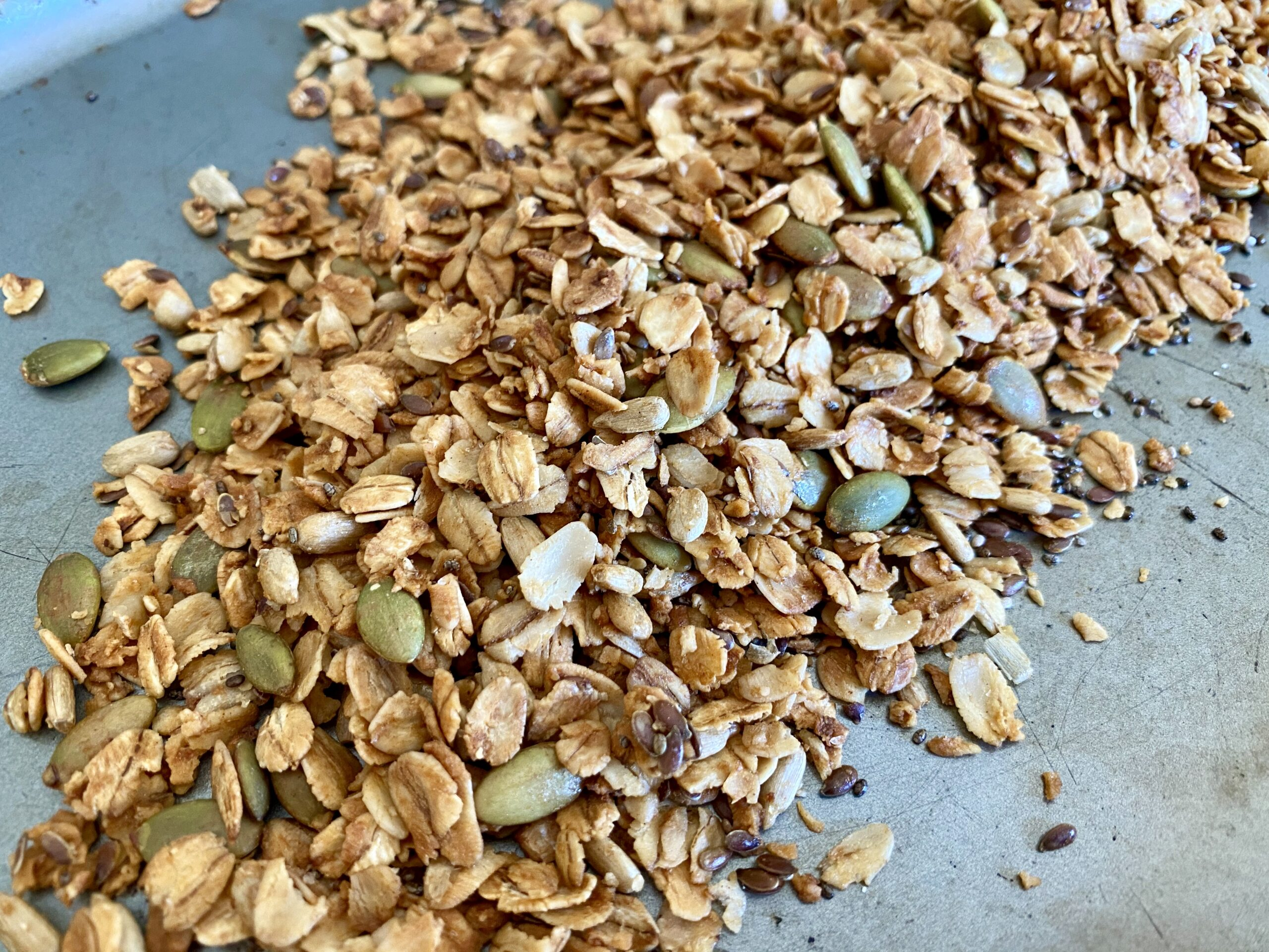 The Must-Make, Best-Ever Granola