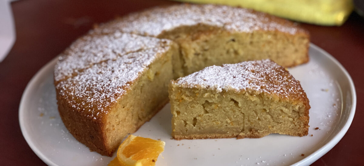 Aperitivo Orange Olive Oil Cake