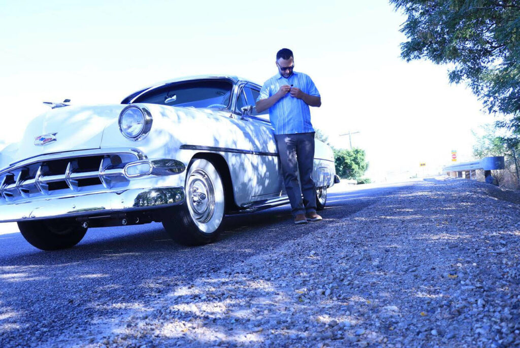Bill Wallace Agency - Insurance Agency in Meridian ID - About Us Page Classic Car