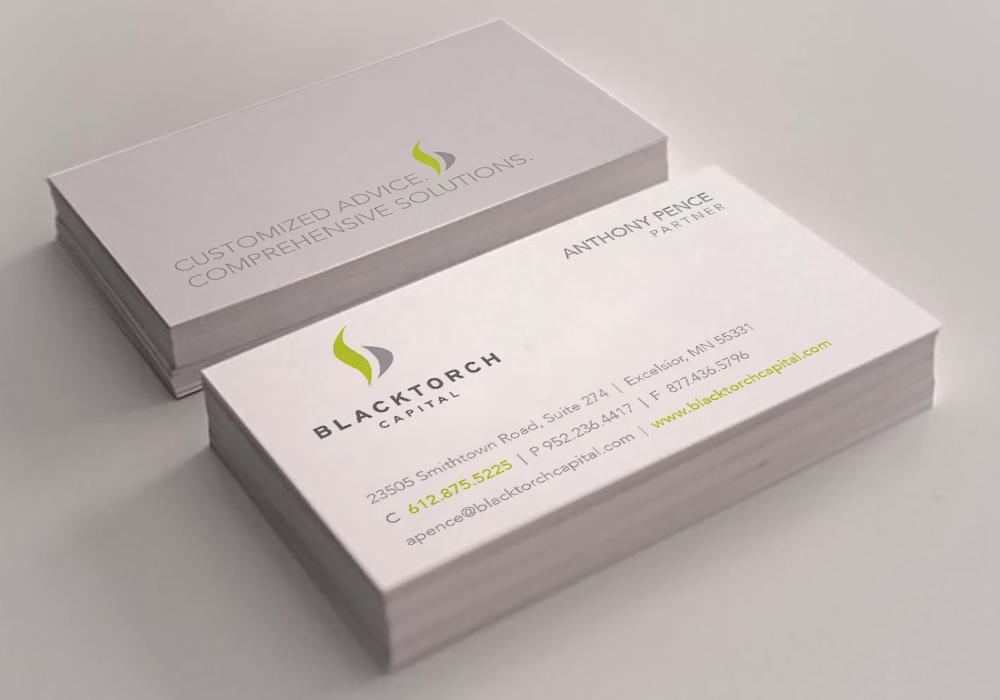 Blacktorch Card