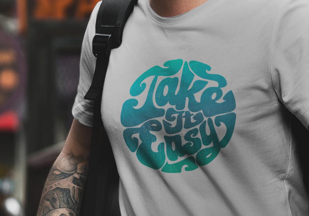 Take it Easy shirt1