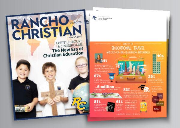 Rancho Christian School Annual Magazine